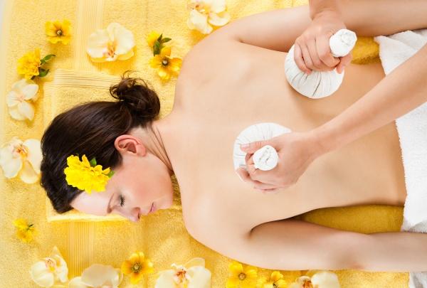 hed varm ryg akupunktur behandling massage