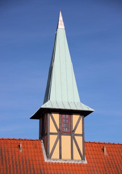 tarn stil af byggeri arkitektur spanskgront