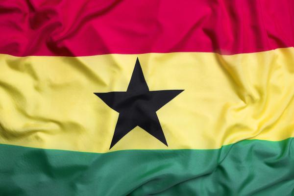 afrika kontinent ghana