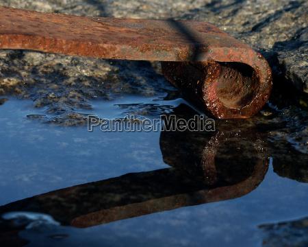 rust vand og rock