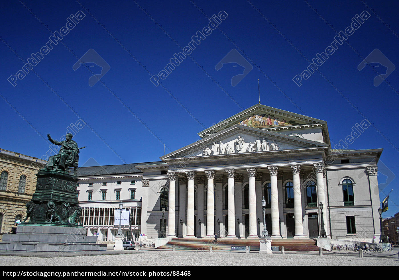 national, theater, münchen - 88468