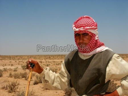 den unge bedouin