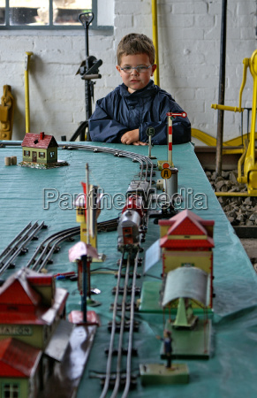 the passion of railwayman