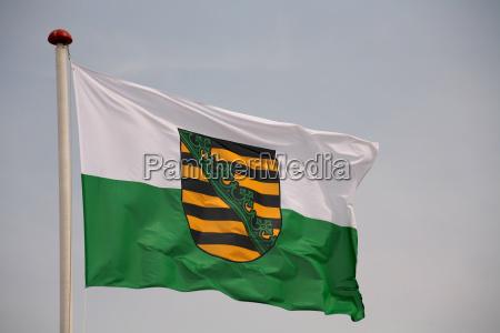 sachsen flag