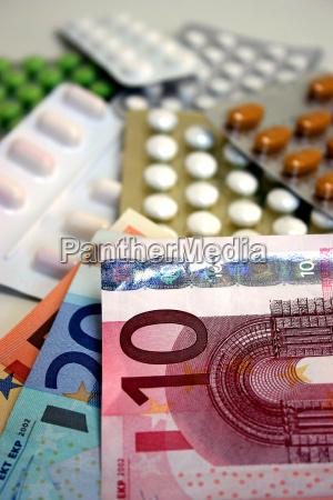 sundhed euro omkostninger medikamenter tabletter sundhedsreform