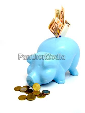 rummaging i pengene
