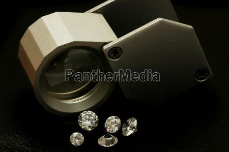 diamant guldsmed stralende