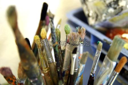 studere studie bla fritid kunst farve