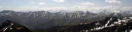alpine panorama nr 1