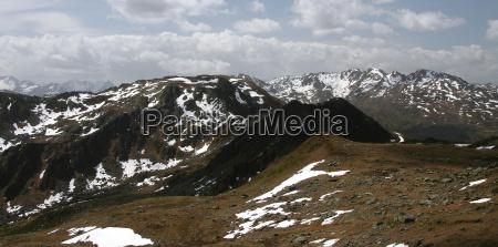 alper vandretur vandre tinde udsigt udsyn