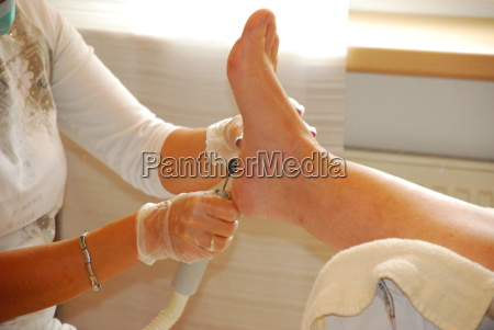 medical fodpleje