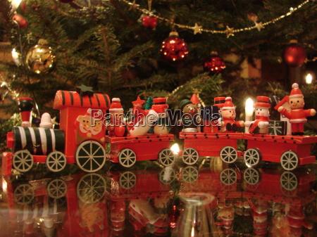 jul jernbane