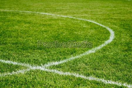 fodbold felt interecting linjer