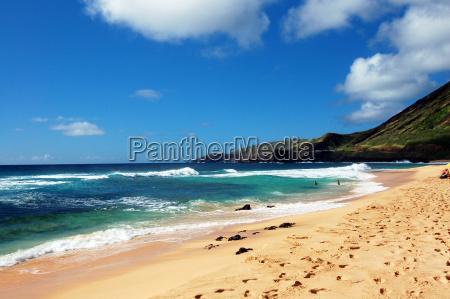 sandy beach honolulu hawaii