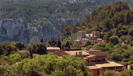 bjerge mallorca spanien country house de