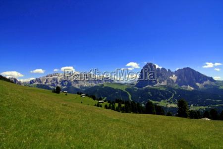 afslapning ferie dolomitterne alper sydtyrol udsigt