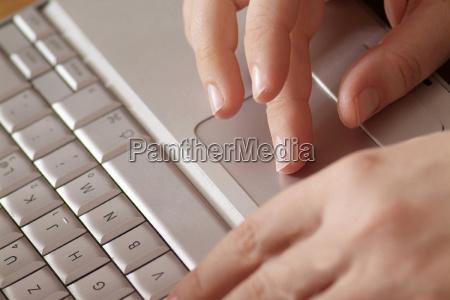 tastatur computertastatur skrive skriver skrivende skrev