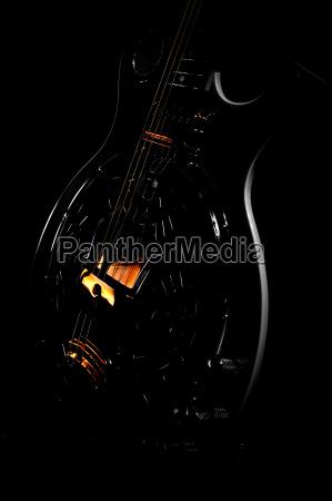 guitarra mecanicamente resonatorgitarre lowkey dobro blues