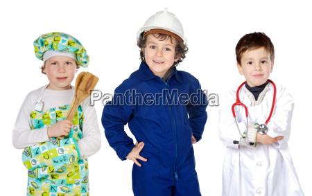 fremtidige generation af arbejdstagere