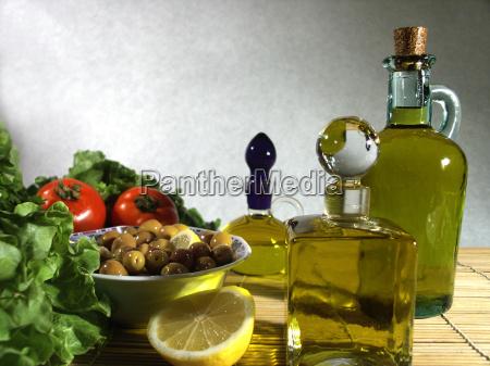 frugt traefrugt vegetabilsk oliven salat