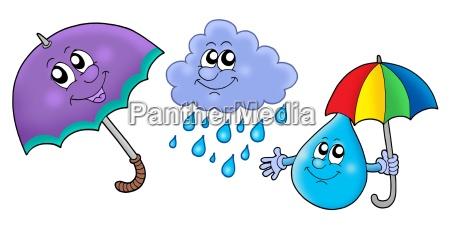 efterarsregnbilleder