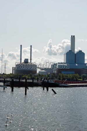 power station tiefsteck