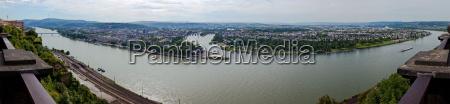 tysk hjorne panorama