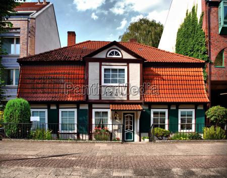 casa construccion historico planta ventana flor