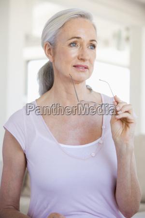 kvinde sundhed inde farve kaukasisk hvid