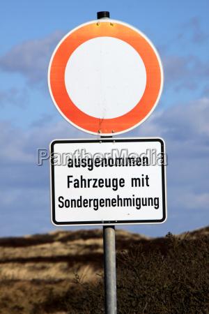 forbudt adgang