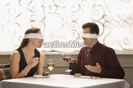 par pa blind date