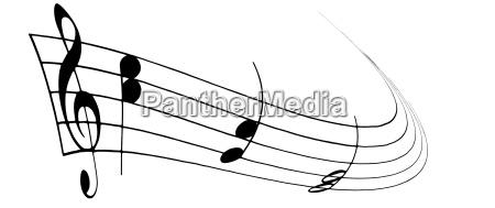 noder nogle musiknoder