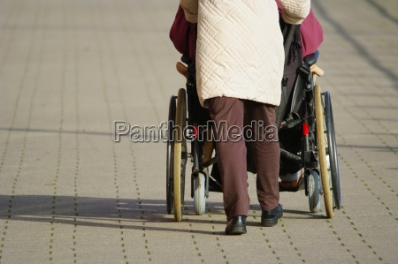 wheelchair assistance and support