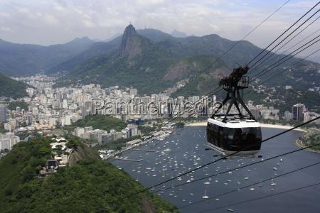 by teknik gondol transport sydamerika rejser