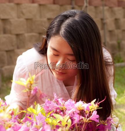 blomst duft