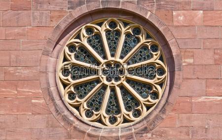 objekt kunst vindue kirkevindue stil af