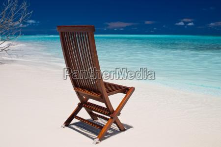 ensom strand