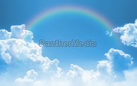 blue beautiful beauteously nice beam cloud