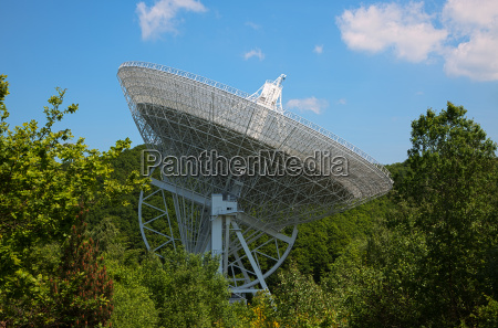 videnskab forskning verdensrum teleskop radioteleskop