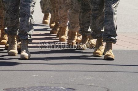 haer arme krig soldat uniform soldater