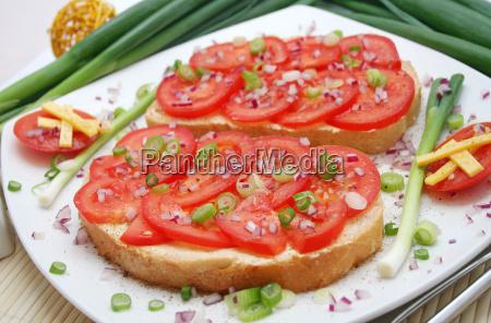 tomatbrod
