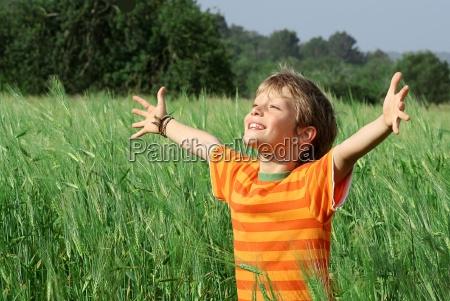 sommer sommerlig kid glade munter lykke
