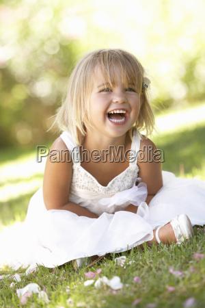 ung pige poserer park