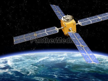 kredslob satellit