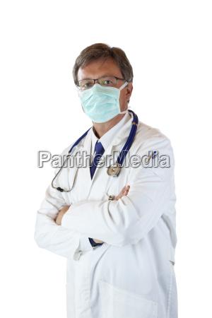 laege medic doktor sundhed beskytte munden
