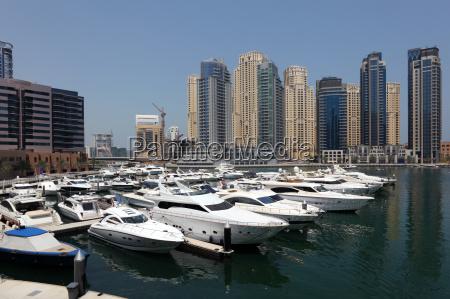 yachts in dubai marina de forenede