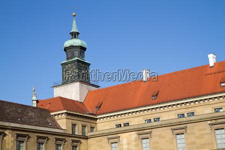 torre orologio baviera copertura in rame