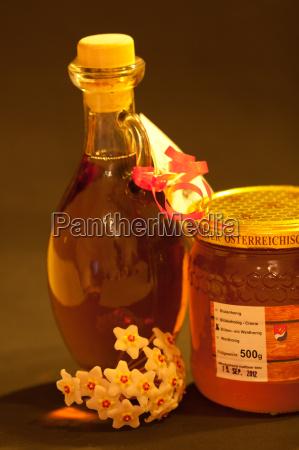 produto vitreo mel apicultor