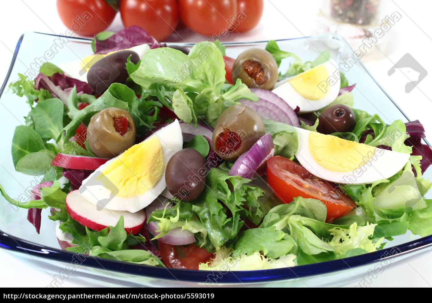 kok, salat - 5593019