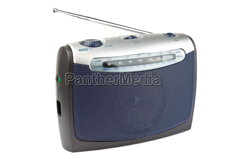 transportabel radio